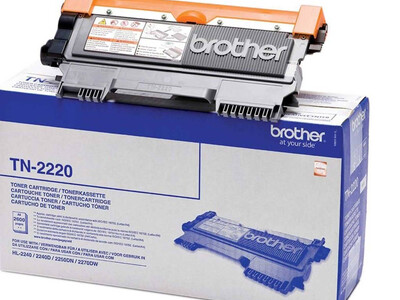 BROTHER TN2220 ORIGINAL TONER BLACK