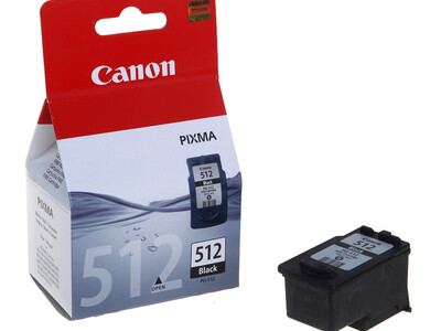 CANON PG512 H/Y ORIGINAL BLACK INK