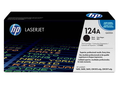 HP Q6000A ORIGINAL TONER BLACK