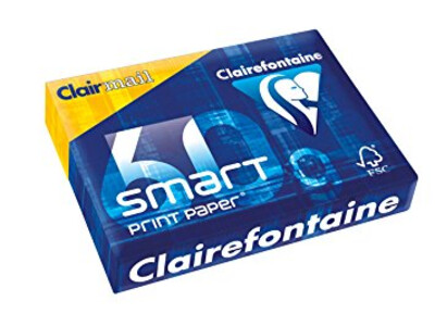 CLAIREFONTAINE 60G A4 500SHEETS