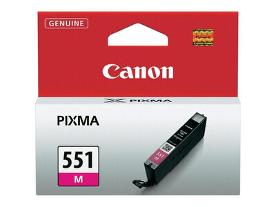 CANON CLI551 ORIGINAL MAGENTA INK 7ML