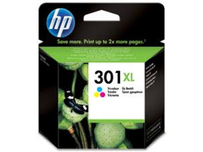 HP 301 EXTRA LARGE ORIGINAL COLOUR 6ML