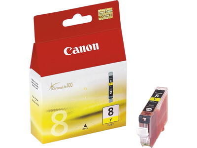 CANON CLI8 ORIGINAL YELLOW INK