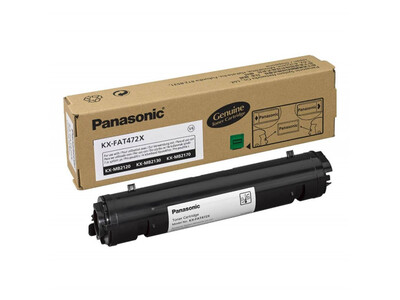PANASONIC KXFAT472X ORIGINAL TONER BLACK