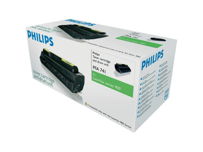 PHILIPS PFA 741 ORIGINAL FAX TONER BLACK