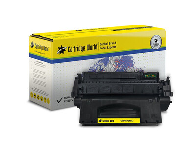 HP Q5949A / CANON CRG 308/ 708 CW REPLACEMENT TONER BLACK