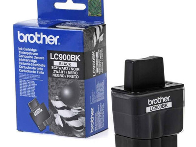 BROTHER LC900 ORIGINAL BLACK INK