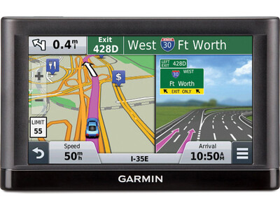 GARMIN NUVI 56LM W/ CYPRUS  EUROPE MAP