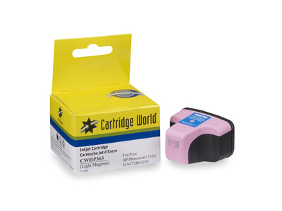 HP 363 COMPATIBLE H/Y LIGHT MAGENTA INK