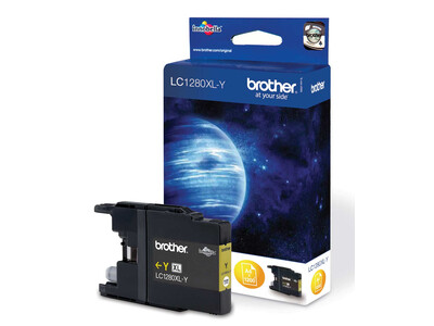 BROTHER LC1280 XL ORIGINAL YELLOW INK