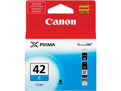 CANON CLI42 ORIGINAL CYAN INK