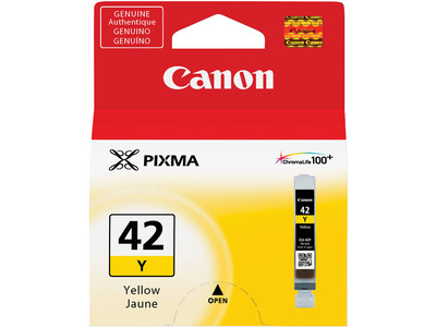 CANON CLI 42 ORIGINALYELLOW INK